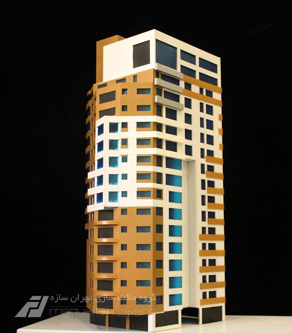 ماکت های معماری